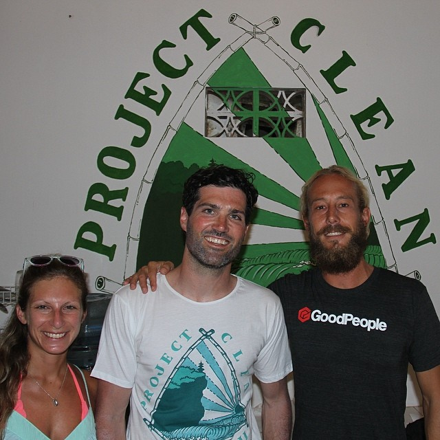 We caught up with Curtis and his crew from @projectcleanuluwatu while in #Bali // we love their mission of keeping the incredible #Uluwatu Surf Break clean and green, and their long term vision of turning it into a pristine #WorldSurfingReseve // We...