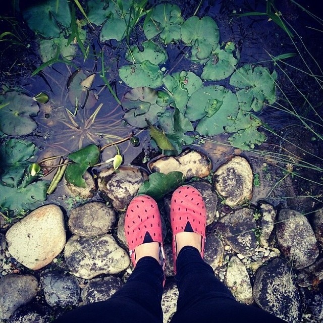 Breathing nature by @ca_rino #paez #paezshoes #watermelon #nature