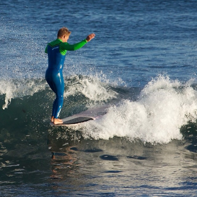 ~Heelz @deadendkid PC: Jared Chandler ~ #HotlineWetsuits #SantaCruz #Classic #SingleFin #Style #Local #TeamRider