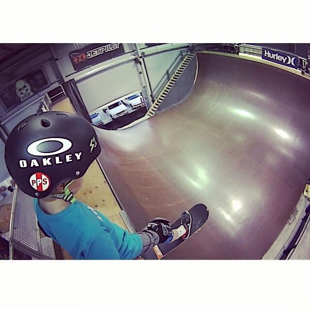 """Best fit. Best protection."" - @k33gan . #s1helmets #australia #skateboarding Keegan wears the S1 Lifer Helmet. #skatehelmet"