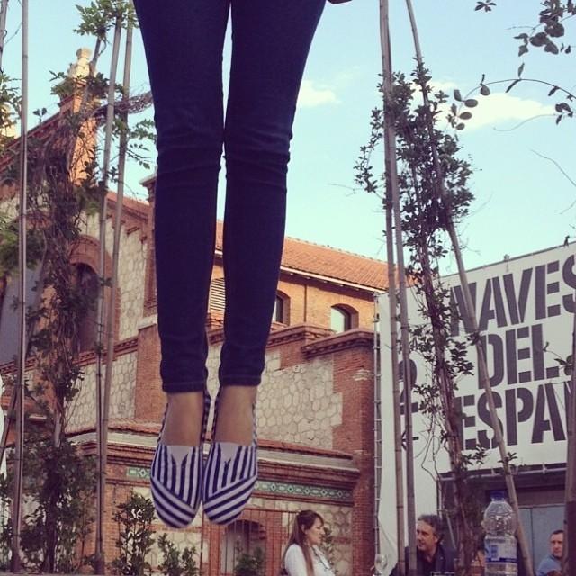 Super Poderes Voladores @alecorsan @15colgadas #dreamjumpers #paez