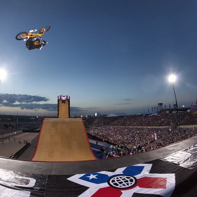 Mid-week motivation. #xgamesaustin #goshred