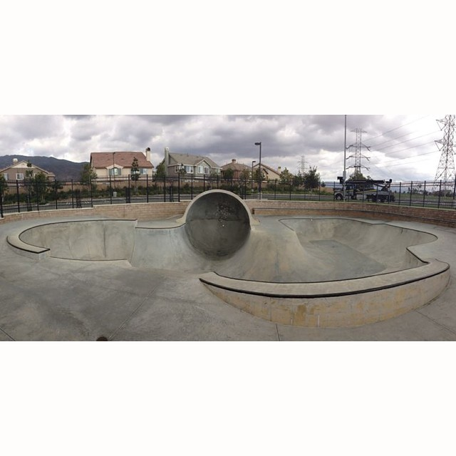 Who wishes they were skating something like this today? Are you? #skateboarding #skate #skatelife #skatepark #skatespot #fun