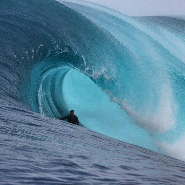 #BigWaveHellmen coming this fall on the World of X Games. Check the trailer at XGames.com  Photo: Trent Slatter