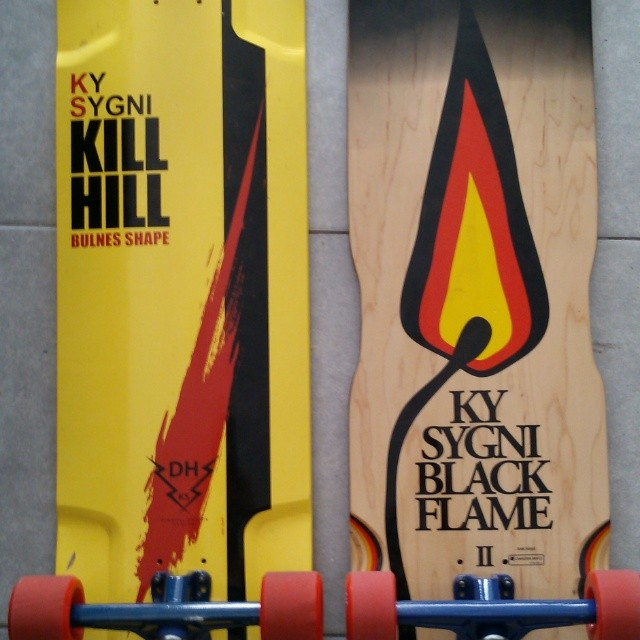 KillHill and Black Flame.