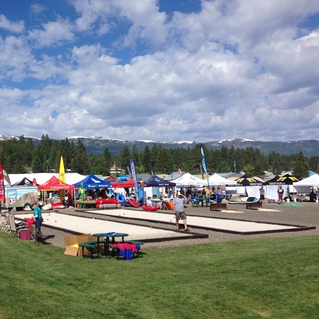We are excited to be in Idaho at the @payetterivergames! It is going to be an awesome weekend! Come by the Local Honey booth to say hi and check out our swimwear and apparel! #localhoneydesigns #payetterivergames #idaho #whitewater #fiesta #rivergames...