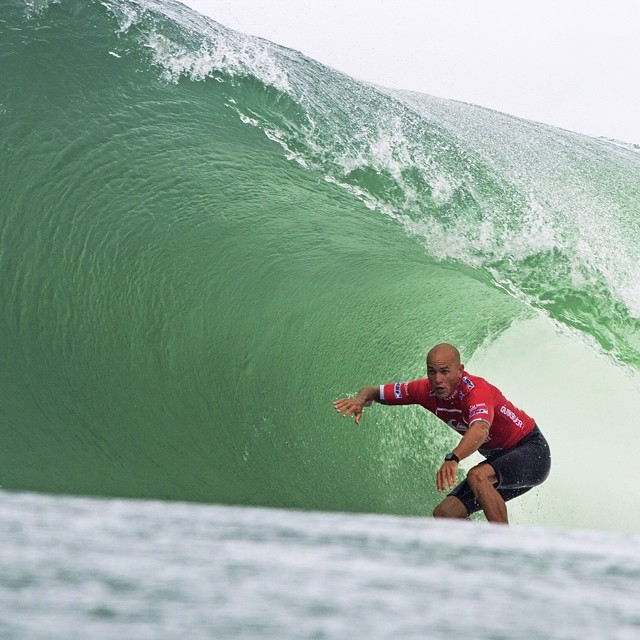 Happy International Surfing Day. You getting in the ocean? #isd2014 Photo @asp