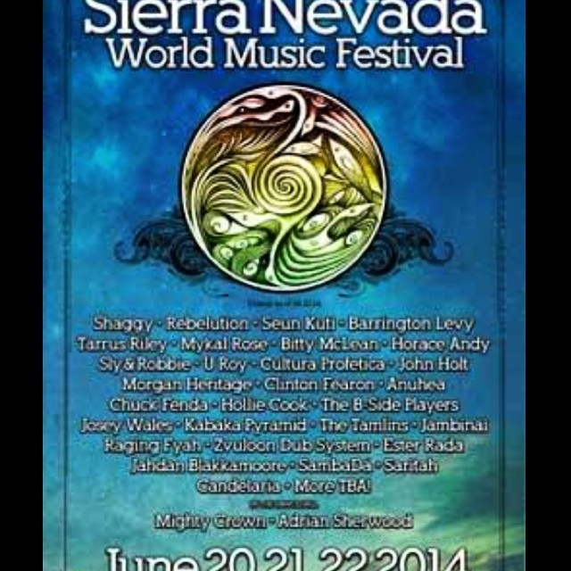 Come check us out at the Sierra Nevada Musical Festival today through Sunday in Boonville, CA #goodmusic #goodpeople #greatsnowboards #reggae