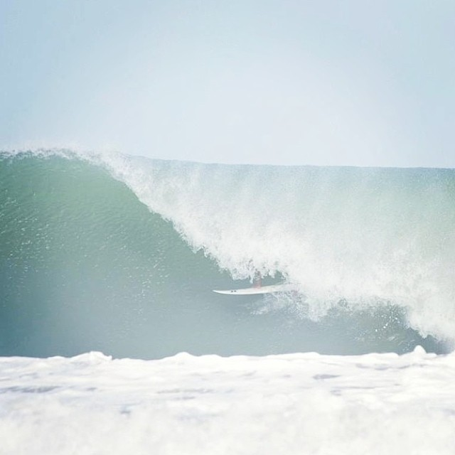 If you didnt get out today on International Surfing Day, no worries...Bali grom @senaraju has you covered