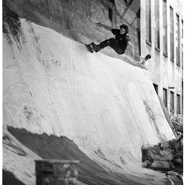 In honor of #goskateboardingday on June 21st we're featuring the photography of @28f2 Chris Brunkhart @asymbol www.asymbol.co #burnside #1995