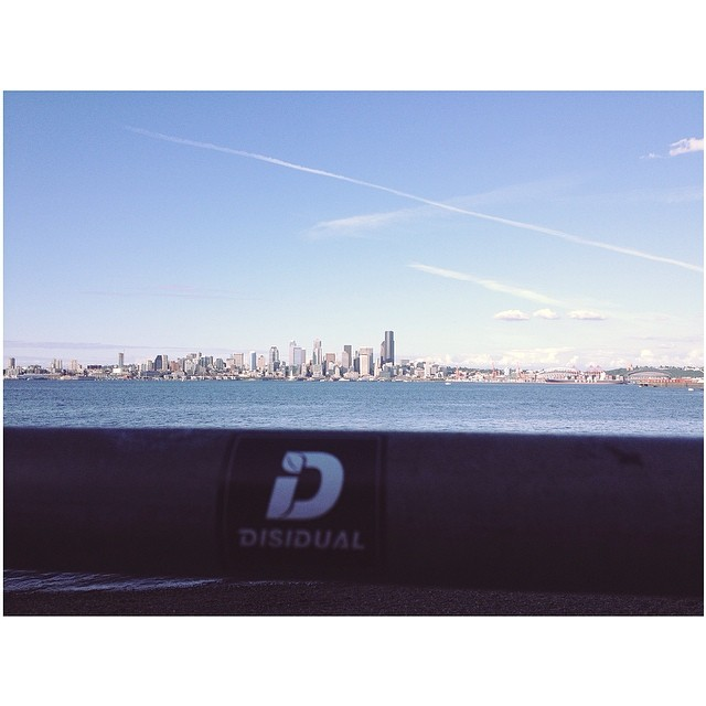 TGIF! Enjoy the sun this weekend!#seattle #disidual #summer www.disidual.com