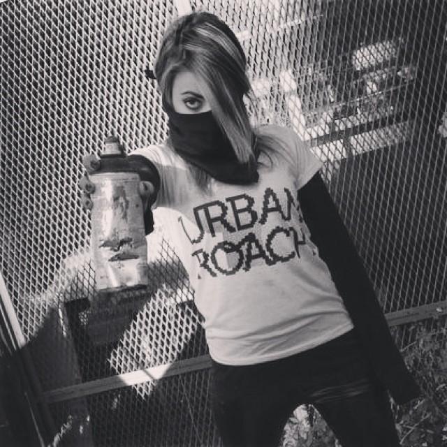 #graffiti #time #urbanroach