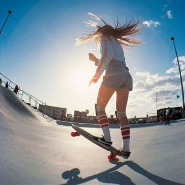 Happy #goskateboardingday everyone! We're so lucky to have this in our lives #longboardgirlscrew