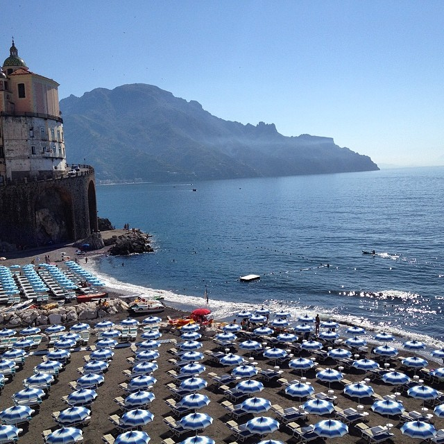 Amalfi Coast - more beautiful than imagined! #amalfi #italy #travel #wanderlust #adventure #exploremore