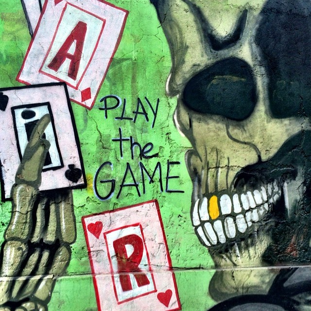 Let's do this. @redbull_br #rio #streetart #justforkicks