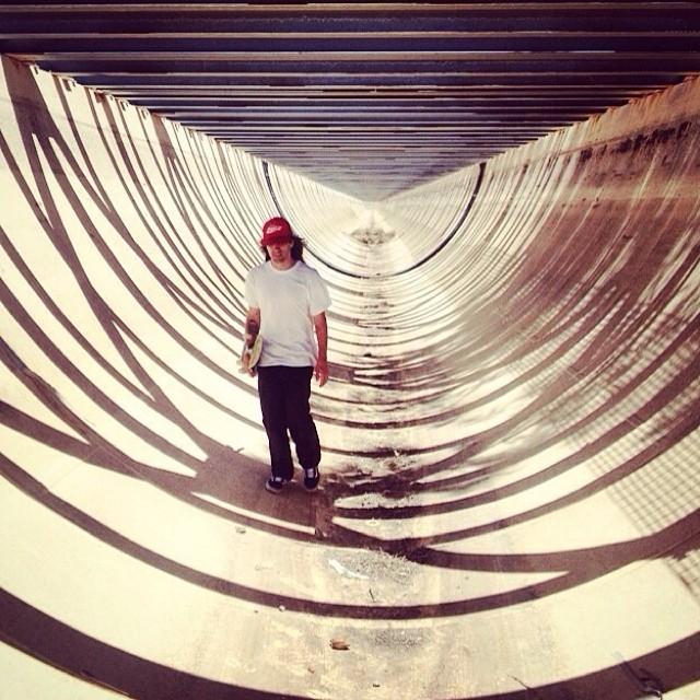 Tony Trujillo en la otra dimensión #VansSkate #Skate Ph. @codygreen