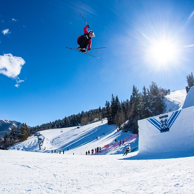 Here's to a great weekend of shredding! #xgames