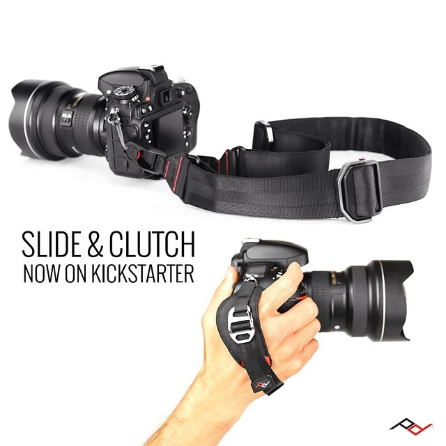 Have you seen our new straps on #Kickstarter? We think they're the finest camera straps that have ever been made. You. Can preorder for a discount on our KS page: pkdsn.com/ks