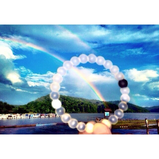 Who said Mondays couldn't be beautiful! #livelokai Thanks @radweird