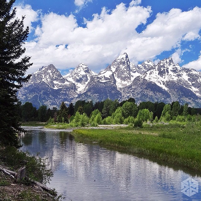 Teton dreams. #avalon7 #thinkoutside wwww.avalon7.co