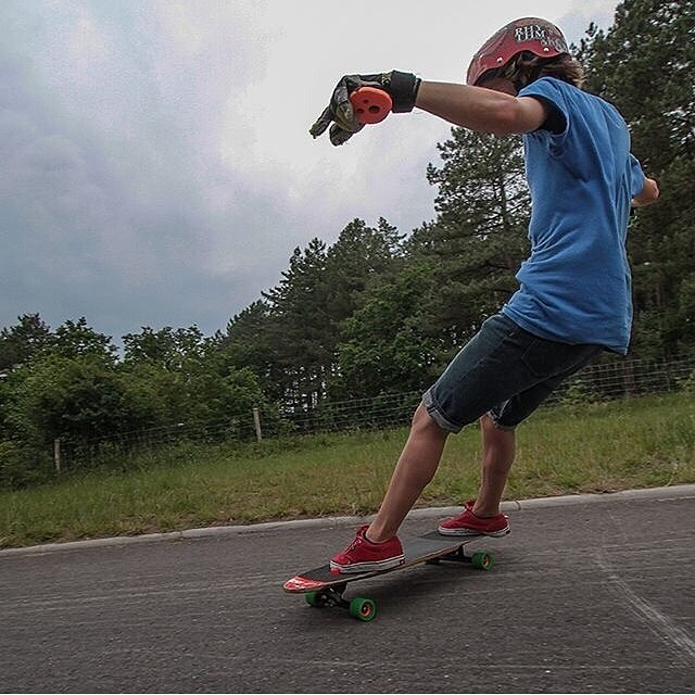 @tim_lbdr scored this fine shot while shredding his local hills #staysteez #keepitholesom