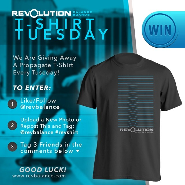 T O  E N T E R // Make Sure You FOLLOW @revbalance & TAG 3 Friends In the Comments Below. USA only. Winner Chosen Every Tuesday, Good luck!