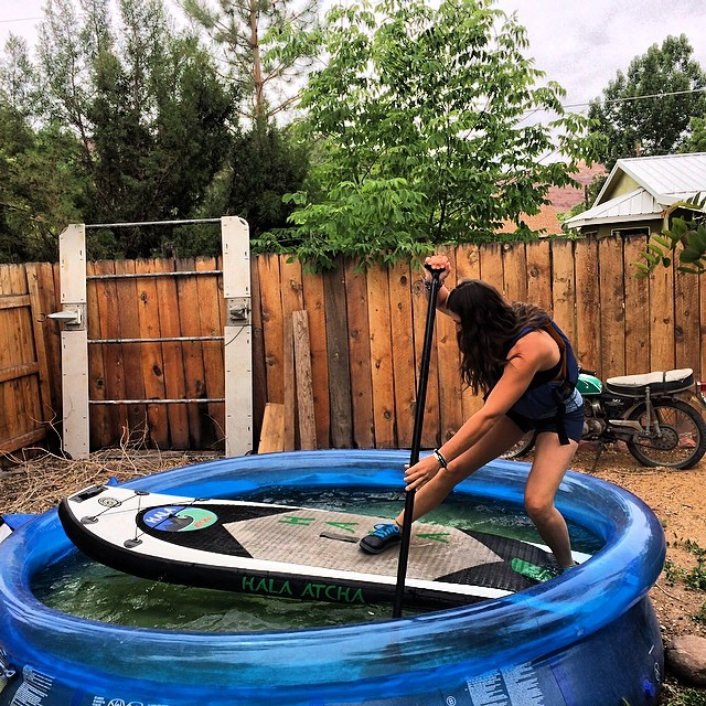 If you're in or near the Lewiston Idaho area ON TUESDAY (tomorrow), tune into why105 and 106.9 the outlaw with me and Brice Barnes chatting about SUPs and jet boats! OR come stop by from 1-7pm and demo a board or sign up for my supyoga class from...