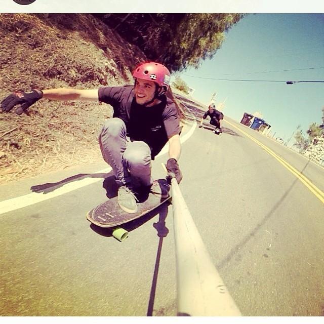Regram @valhallaskateboards @mcsharebear #dh #polecam @f_cooper_d trails #summertime #fun