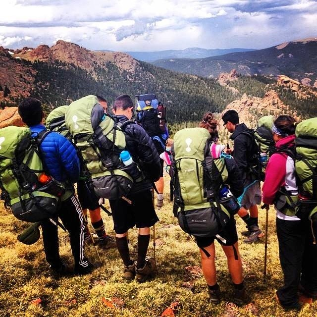 Last week, @SOSOutreach students embarked on their Summer backpacking trip to Bison's Peak in the Taryall Mountain Range in #Colorado. Thanks @Eureka! for supplying them with the gear they needed to have fun and help them become leaders of...