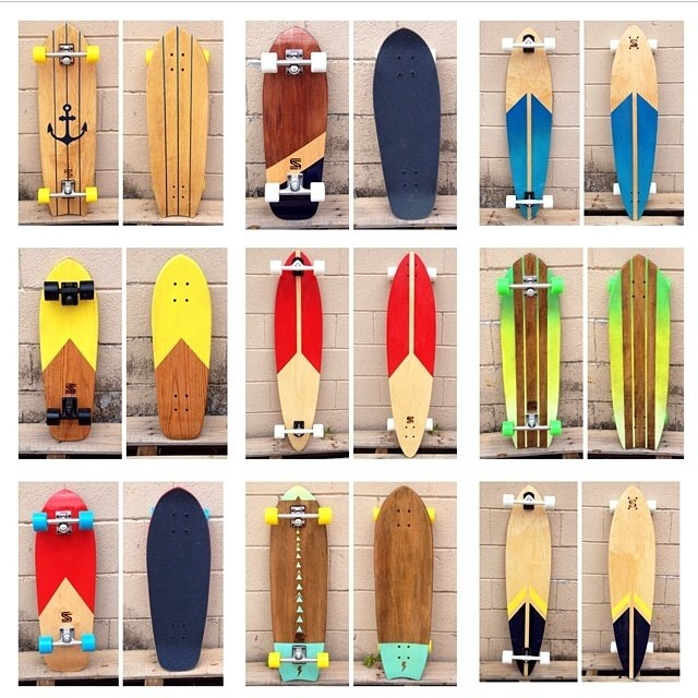 Some of the new boards on the website. Go check then out and pick one up!
