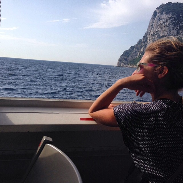 Dreaming of the next time I'll be in #capri #amazing #italy #wanderlust #travel #mediterraneansea #ladolcevita