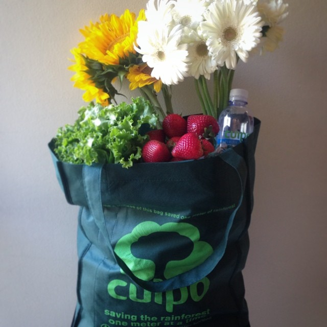thanks for sharing your summery grocery loot @breezyyw! #regram  #saverainforest #cuipowater #reducereuserecycle