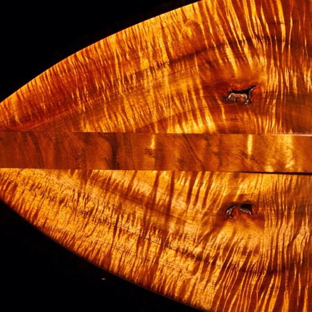 Closeup of a @j_lambus photo #woodpaddle #paddlehi #art #woodisgood #natural