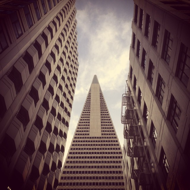 I feel the wind!  #sanfrancisco #thecity