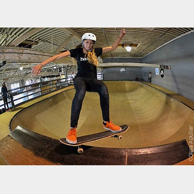 @justyce_tabor at the girls skate session at Nike SB's park in #portland. Hosted by @xshelmets and @skatelikeagirl. Photo: @destroy_mom #mahfiasessions