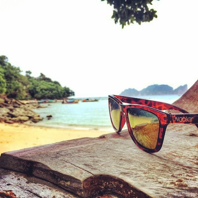 Paradise found in Thailand || #nectarshades #thesweetlife