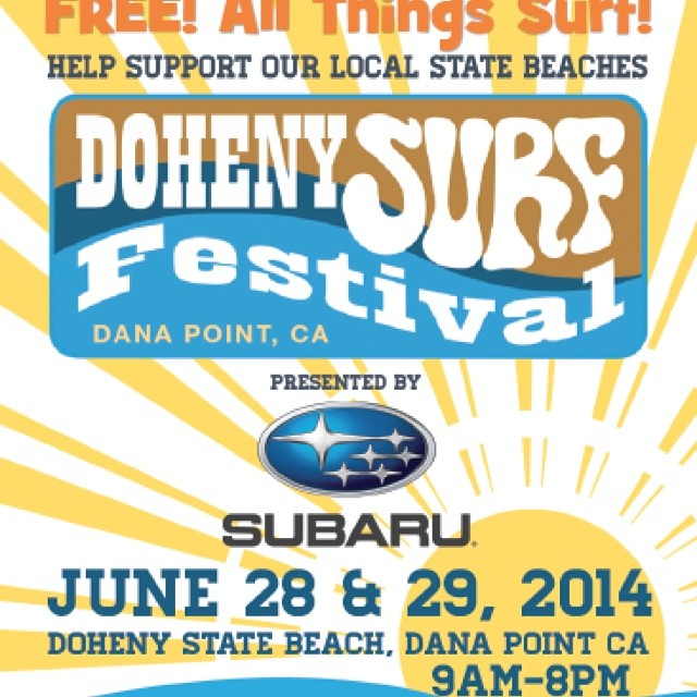 Check out the BBR Surfwear booth this weekend at the Doheny Surf Festival. #dohenysurffestival #bbr #bbrsurf