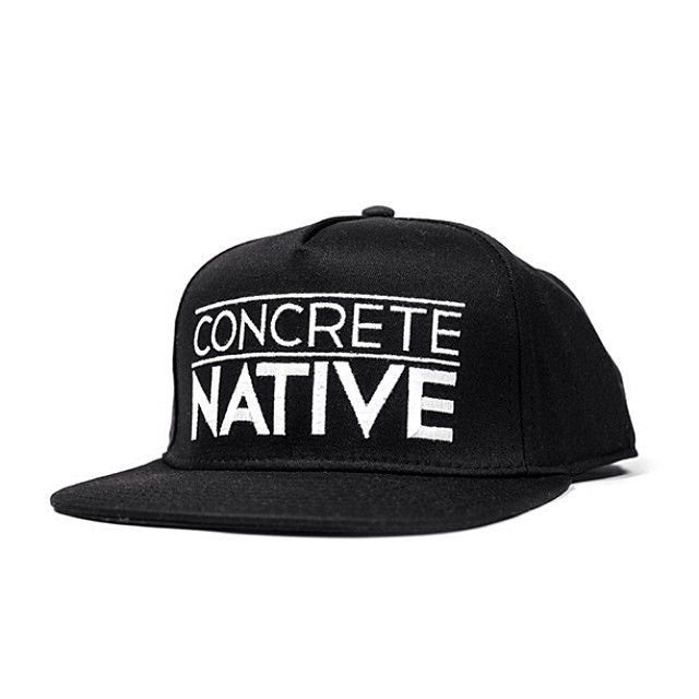 Product Feature: Swoon Units Snapback Hat-Black. It's inspired by our favorite 90's hip-hop fashion and featured in our new video dropping tomorrow on concretenative.com! #concretenative #snapback #hat
