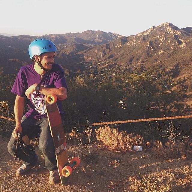 @escagnar / S1 Lifer Helmet . #loadedboards #otang #s1helmets #dh #skatefast