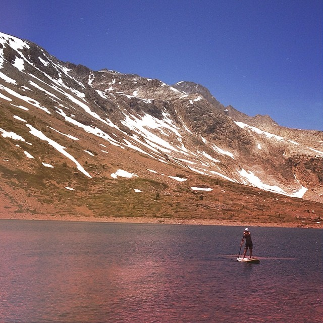 Midweek mini-vacation on the East Side is exactly what we needed to recharge. Ready to start designing Coalition's new website! And there's that thing in #SanFrancisco we're planning in October.....#SUP #sierranevada #summerofshred