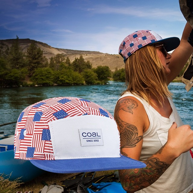 Introducing the Lloyd, a limited 5-panel style now available only at coalheadwear.com. Shop this cap today & through the weekend to receive free shipping and guaranteed delivery by the 4th of July |