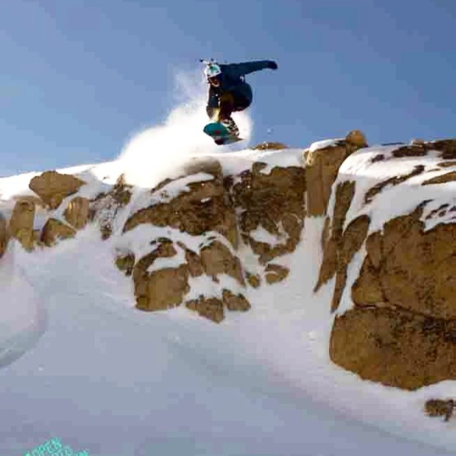 Feliz cumpleaños Tomi Materi @tomimateri Team Manager de Volcom y por sobré todo amigo! #Volcom #TomiMateri #Snow #rider
