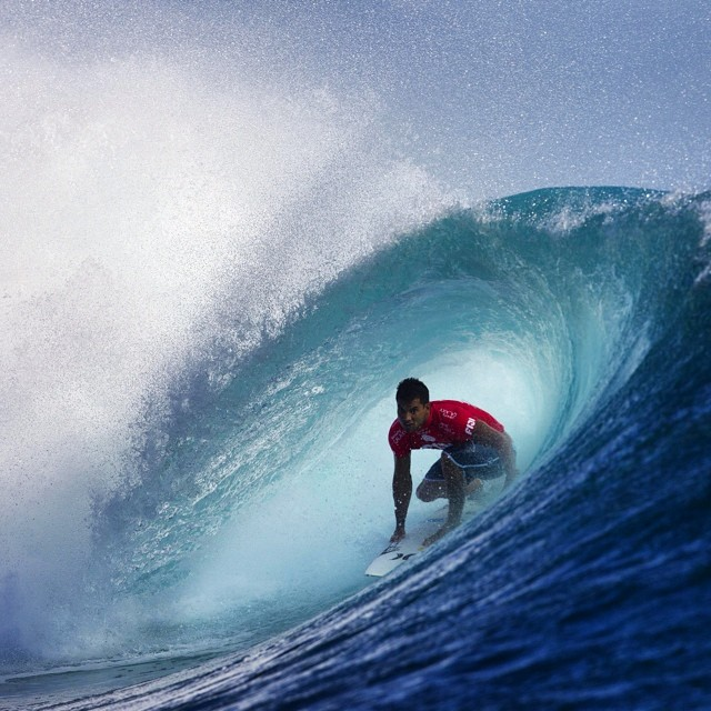 Ready for surfing? The official @asp #fijipro recap show airs this Sunday on the #worldofxgames  2pm ET / 3pm PT on ABC  Photo @asp