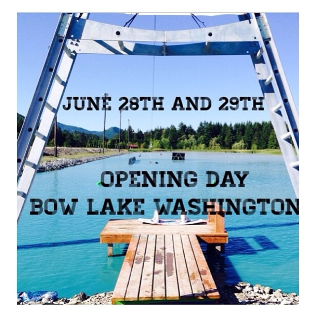 It's about to go down this weekend! Make sure you make it to Bow Lake! @permacation #wakeboard #cablepark #disidual #permacation #bowlake #bowlakewatersports #summer