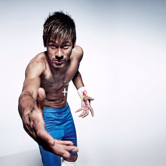 You can trust @neymarjr, @redbull_br. #justforkicks