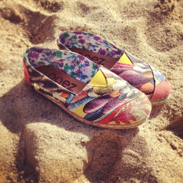 Another sunny day #summer #sunday #funday #shoes #beach #paez #picoftheday #shoeoftheday