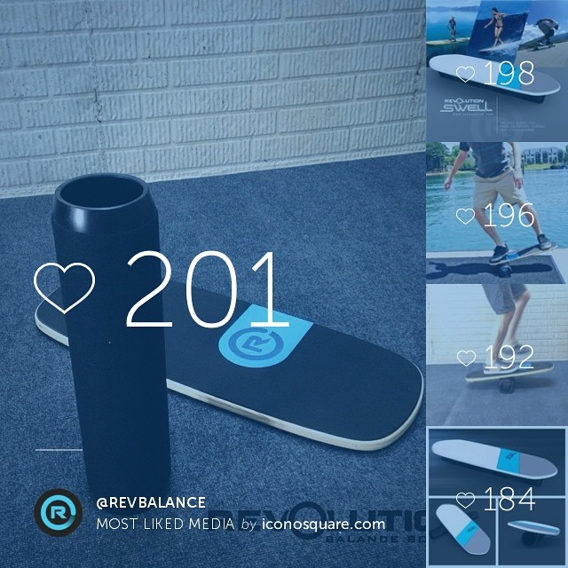 Check out some of our top posts from the past month! #balanceboard