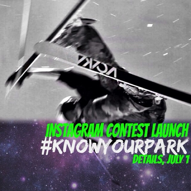 Big News! Stay tuned TOMORROW for details on the launch of the #KnowYourPark Instagram Photo & Video Contest!