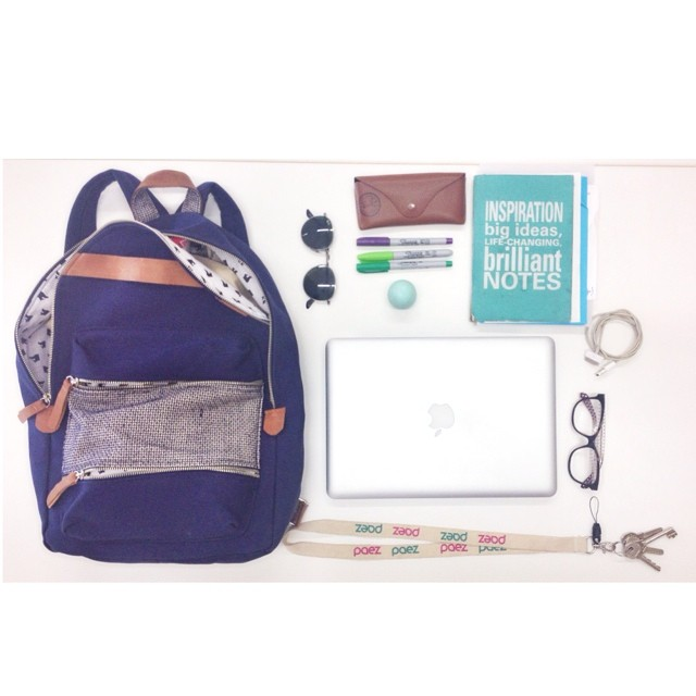 Mochi Paez Essentials #paez #paezshoes #wetrip #backpack