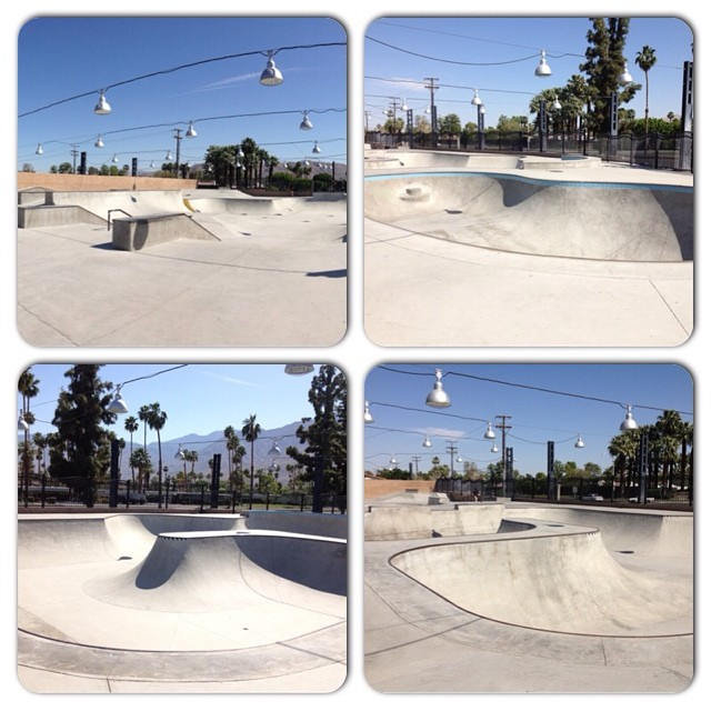 Can you name this park? Hint: Be prepared, it's hot here! Bonus points for knowing what legendary spot the pool is a replica of. #TriviaTuesday #skateboarding #skateboard #skatelife #skate #skatepark